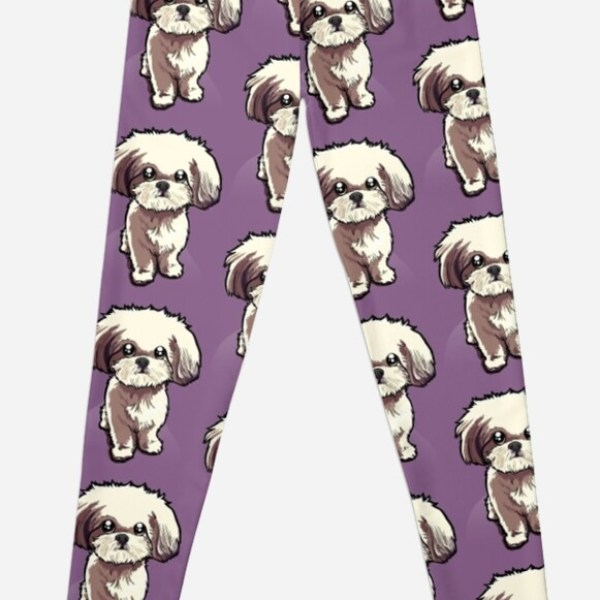 Shih Tzu leggings