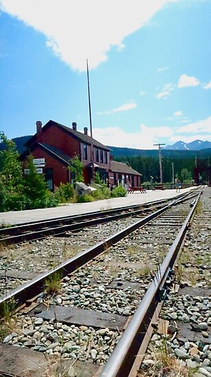 Carcross Railroad
