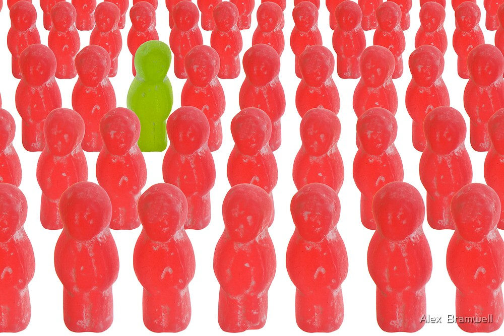 Odd Man Out By Alex Bramwell Redbubble