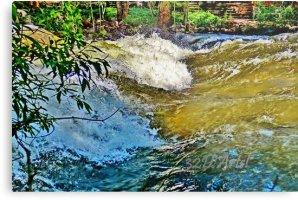 Roaring Fork River Wave, Aspen by 32DARTS