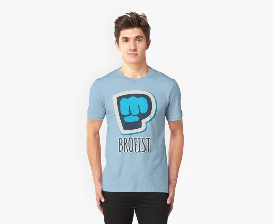 "Brofist!"" T-Shirts & Hoodies By 4ogo Design"
