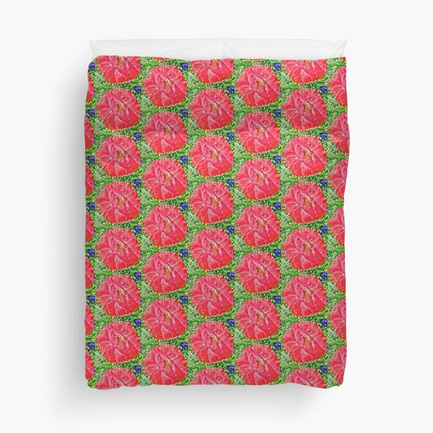 Bashful Pink Poppy by 32DARTS