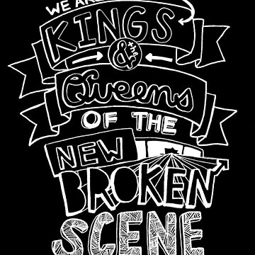 5 Seconds Of Summer Shes Kinda Hot Lyric Drawing