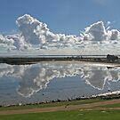 Cloud Reflections by Jenny Brice