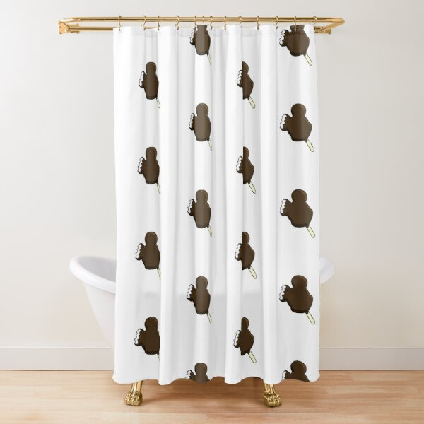 mickeymouse shower curtains redbubble
