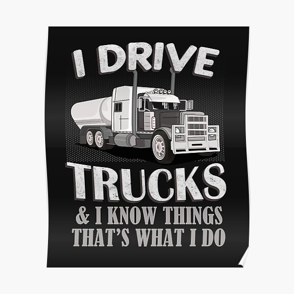 Truck Driver Meme Gifts Merchandise Redbubble
