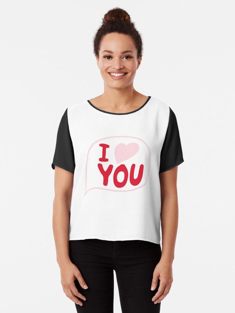 I Love You Cute Pink Heart Emoji Love Funny Happy Cool Meme T