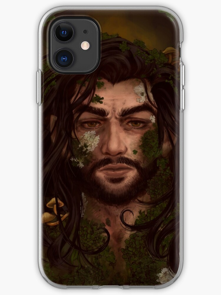 Ghillie Dhu Iphone Case Cover By Vtophya Redbubble