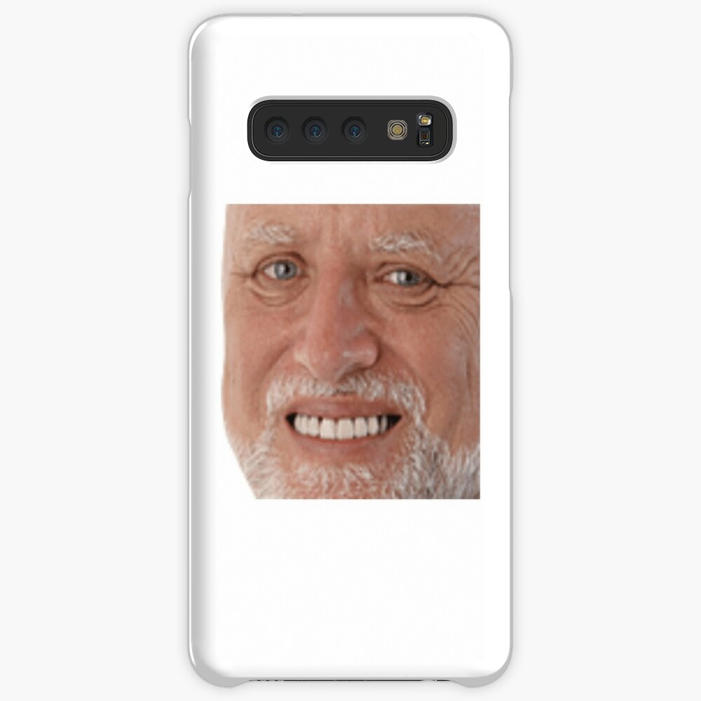 Hahaa Hide The Pain Harold Meme Case Skin For Samsung Galaxy By