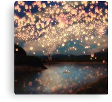 Wish Lanterns For Love By Paula Belle Flores Redbubble
