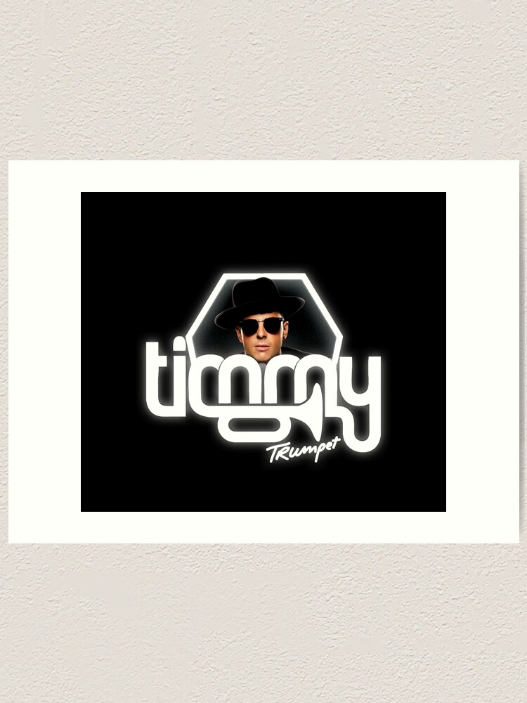 Timmy Trumpet T Shirt Art Print By Drakor Redbubble