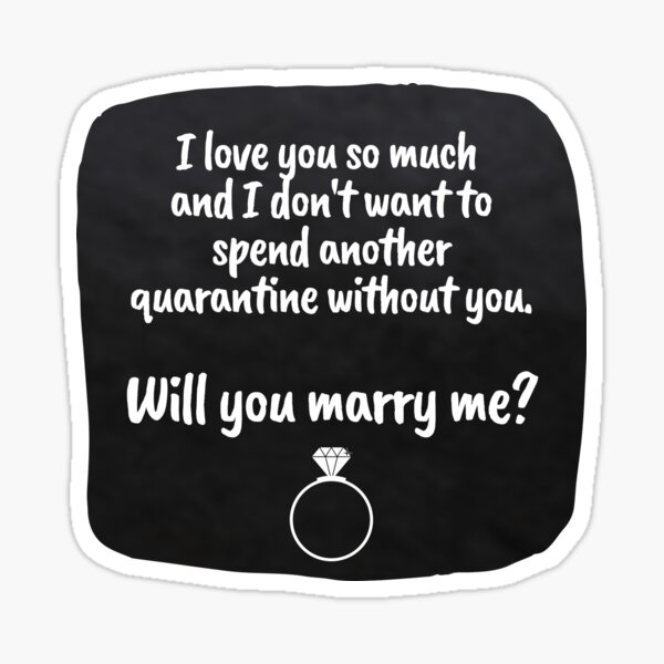 Fur Manche Frauen Konnten Heiratsantrage So Aussehen Lustige