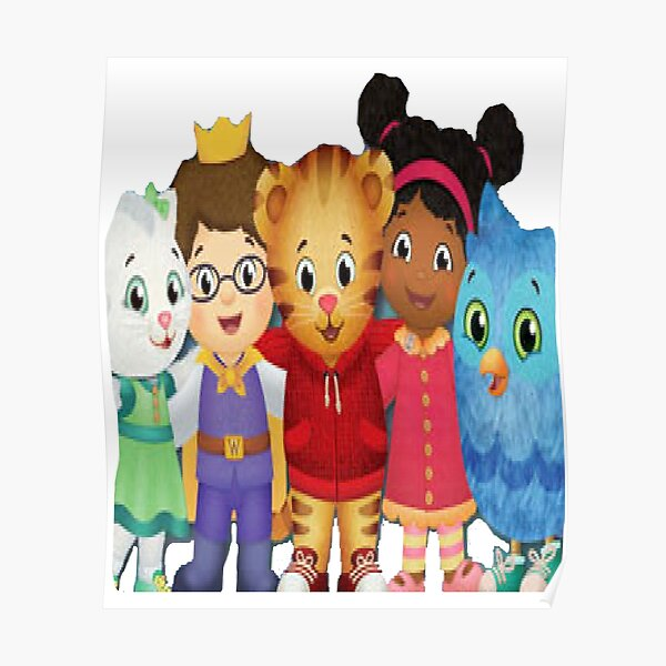 If Daniel Tiger S Mom Lost Her Shit Every Now And Then It Would