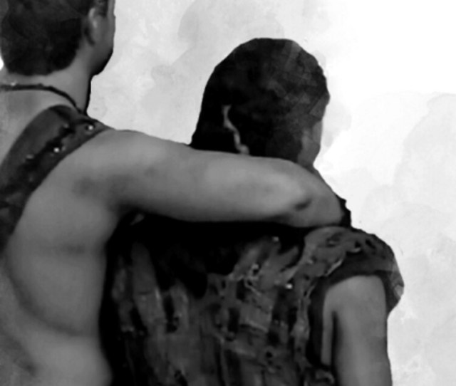Spartacus Agron Nasir By Ldyghst