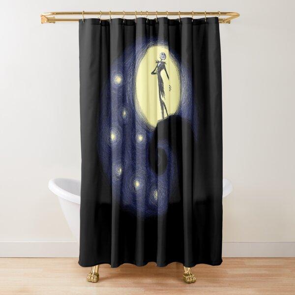 jack skellington shower curtains redbubble