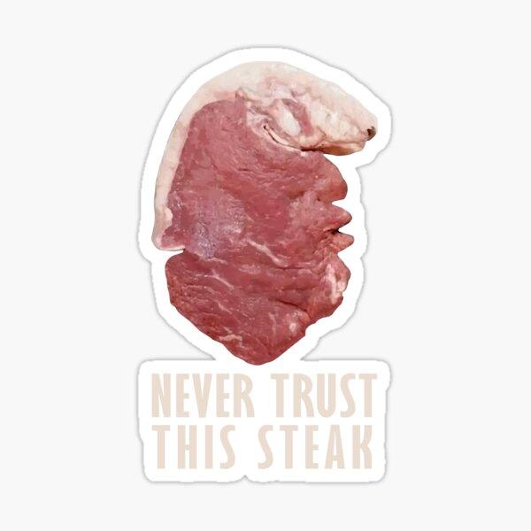 Trump Steaks Sharper Image