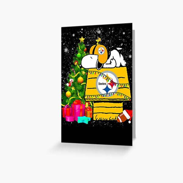 Steelers Greeting Cards Redbubble