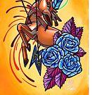 deer hunter tattoo art