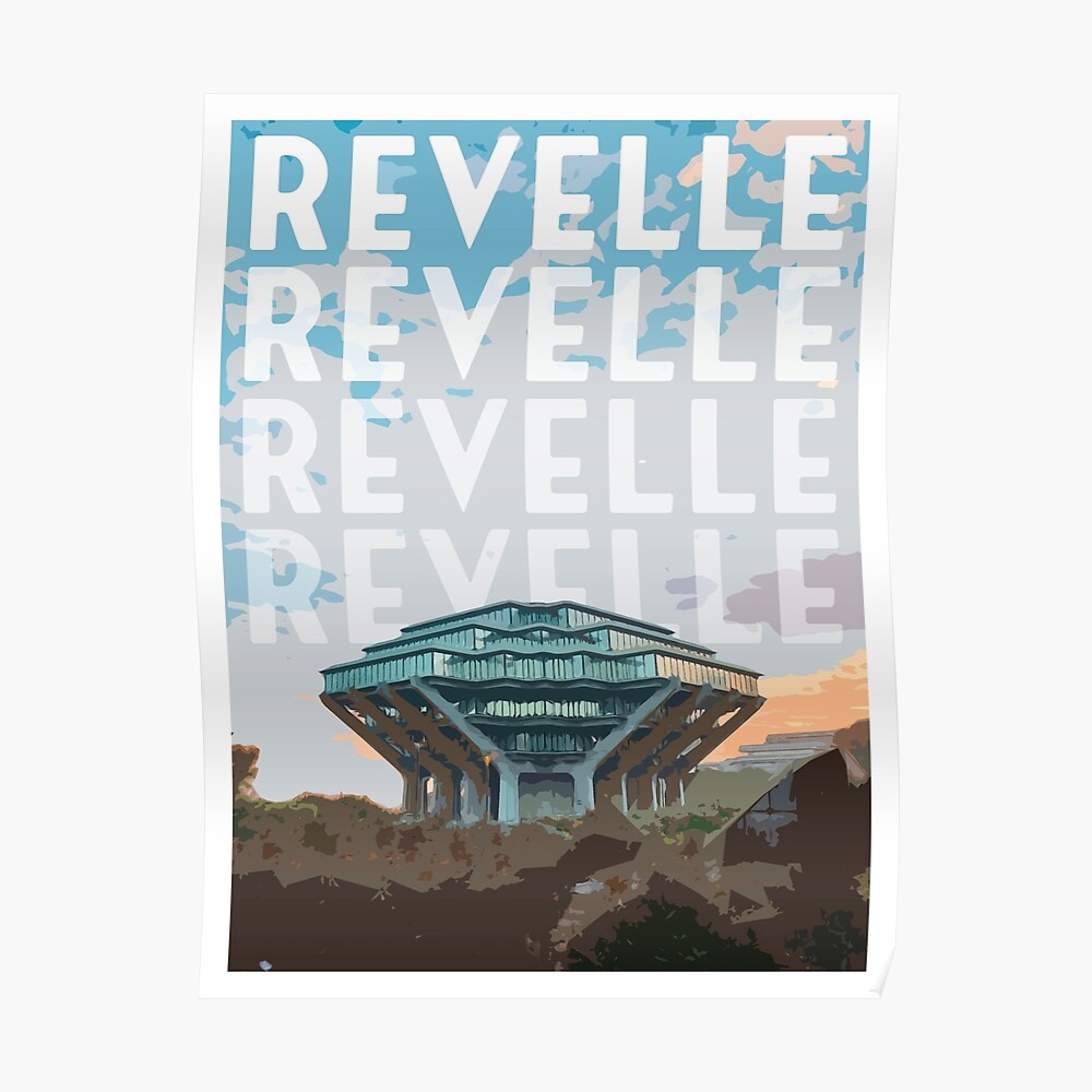 ucsd revelle collge sticker by jodiecreates redbubble