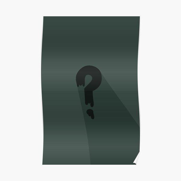 minimalist gravity falls soos poster by blstewart92 redbubble