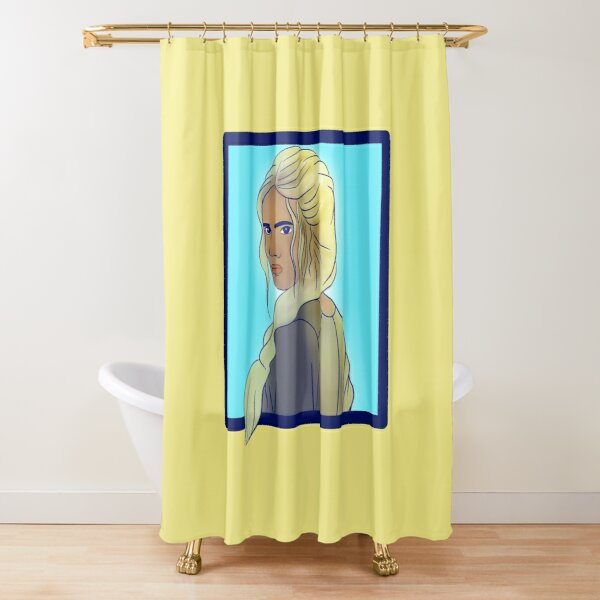 the witcher 2 shower curtains redbubble