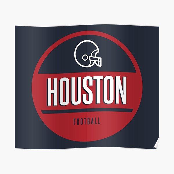 houston texans posters redbubble