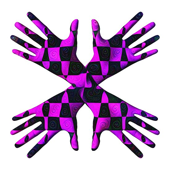 #DeepDream Gloves 5x5K v1456239375