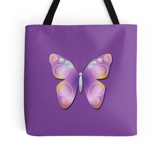 Butterfly Fantasy by karlajkitty