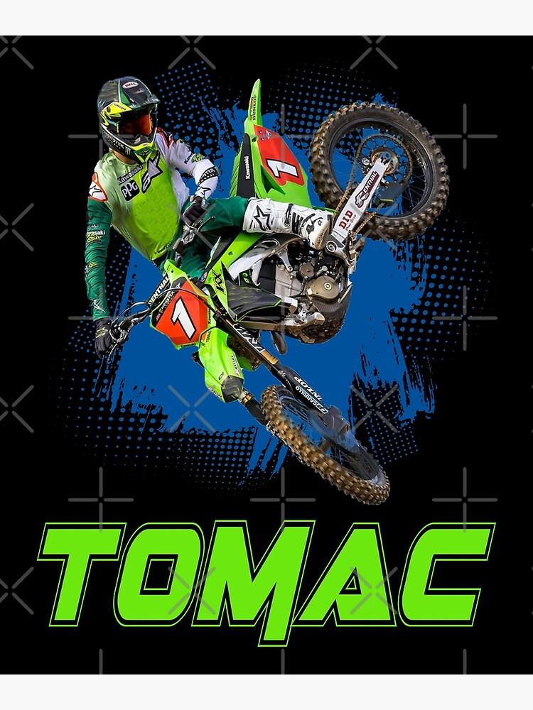 poster eli tomac redbubble