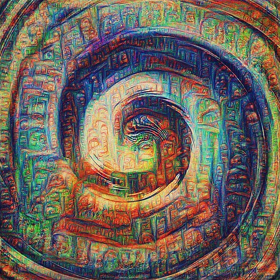 The shade #DeepDream