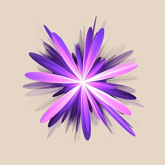 Flower blast #fractal art