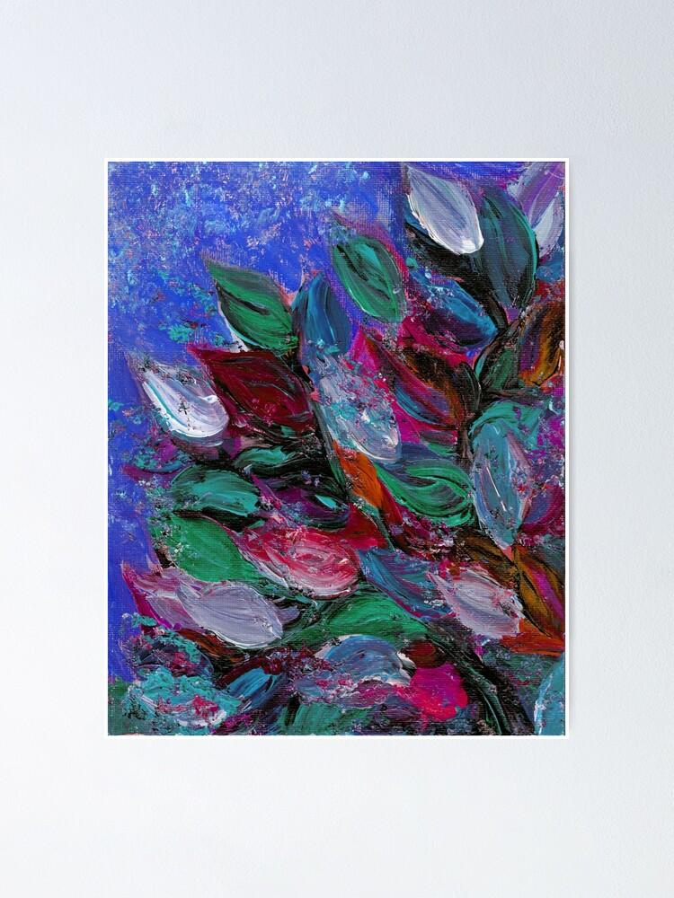 Nahtlose Muster Mit Stilisierten Blumen Auf Einem Weissen