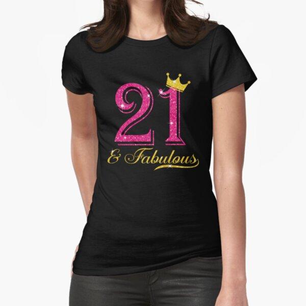 21st Birthday T Shirts Redbubble