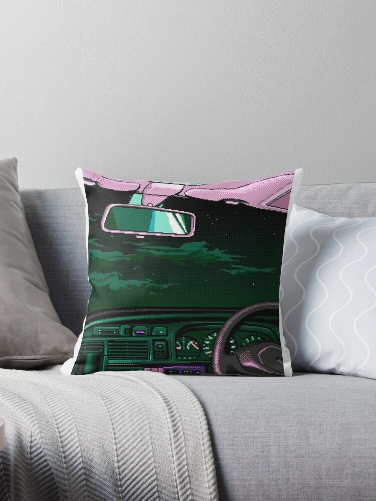 Top 80'S Aesthetic Bedrooms - throwpillow,small,750x1000-bg,f8f8f8  Collection_144588.jpg