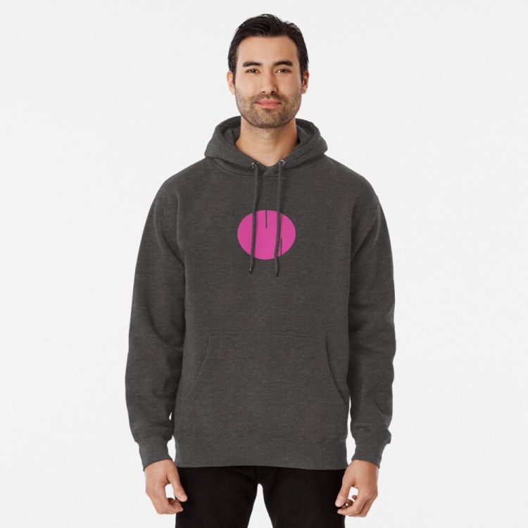 """""""Jaden Smith MSFTSRep Pink Icon"""" Pullover Hoodie by fritts ..."""