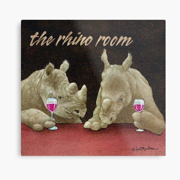 Will Bullas Kunstdruck Barprufung Humor Tiere