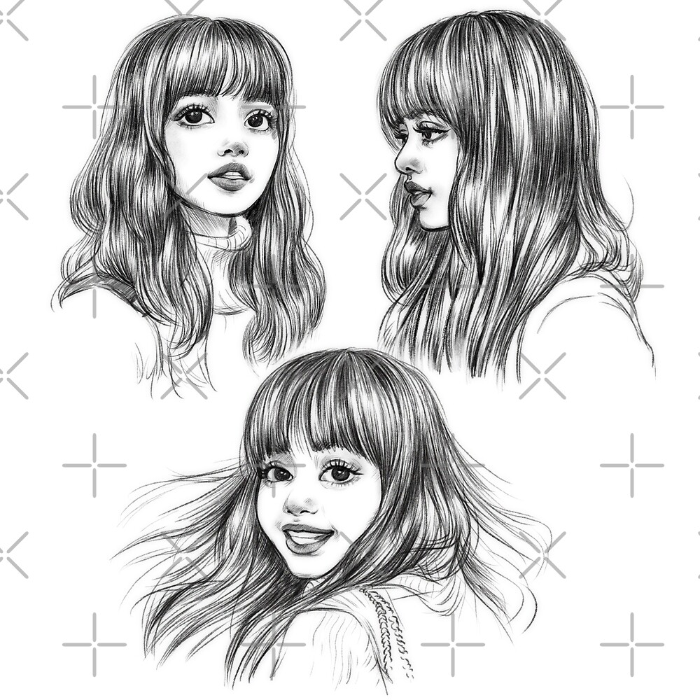 anime lisa blackpink drawing easy lisa lalisa manoban kill this love blackpink blackpink i really like how this one turned out d plus i ve been going back and