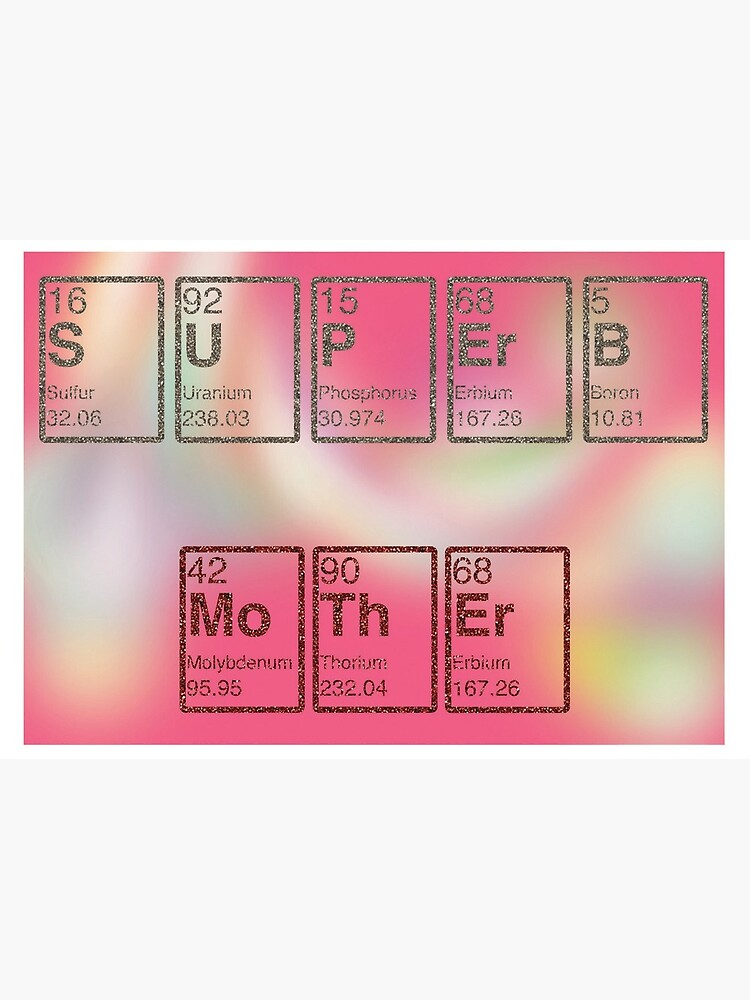 Happy Birthday Periodic Table Card Greeting Card Notecards Greeting Cards Com Handmade Products