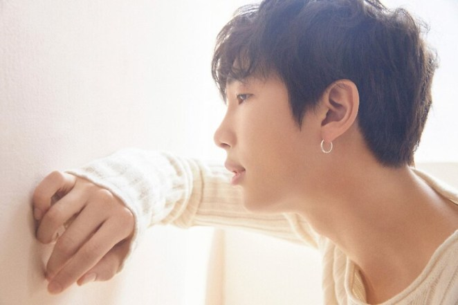 Image result for bts namjoon love yourself tear