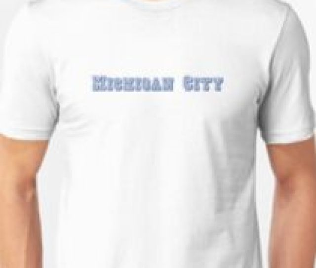 Michigan City Unisex T Shirt