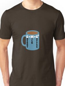 Energy = Milk + Coffee T-Shirt