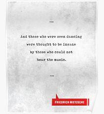 Friedrich Nietzsche Zitate Literarische Zitate Buch Liebhaber Geschenke Schreibmaschinen Zitate