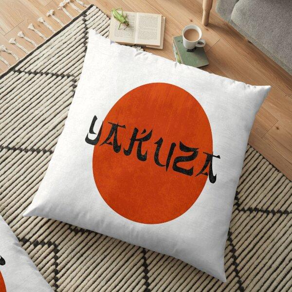 Yakuza Pillows Cushions Redbubble