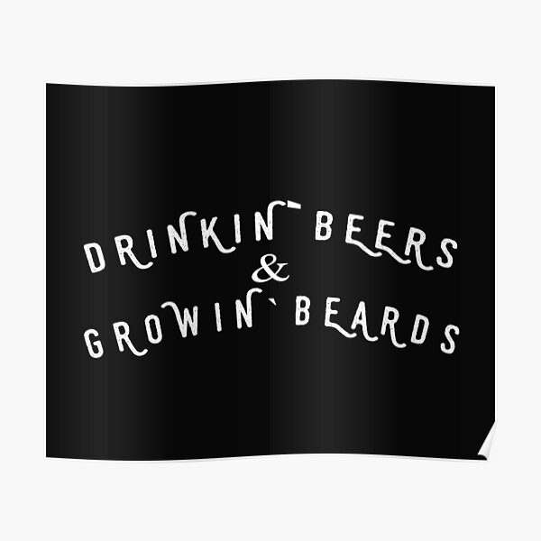 Beer Pong Quote Posters Redbubble