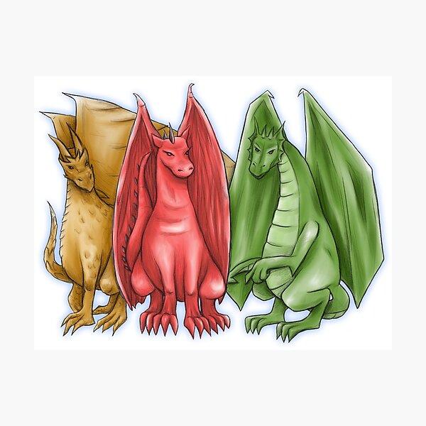 Three Headed Dragon Know Your Meme