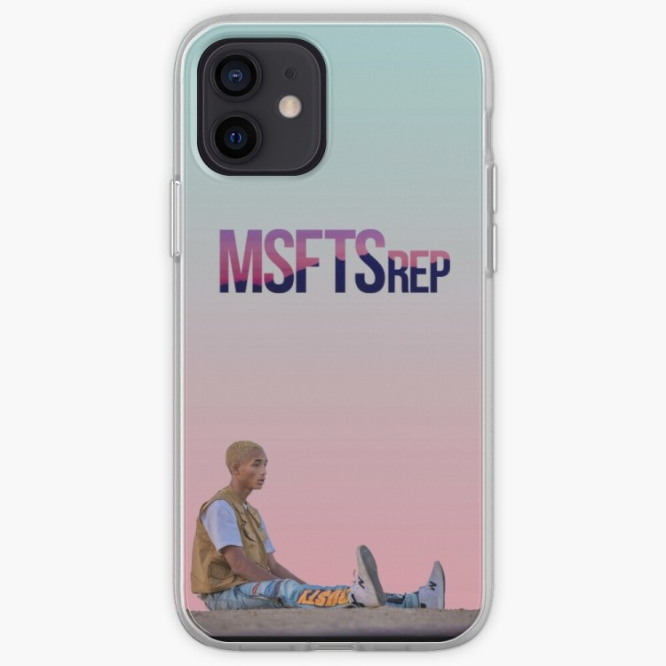"""""""MSFTSrep"""" iPhone Case & Cover by aprilkristiine 