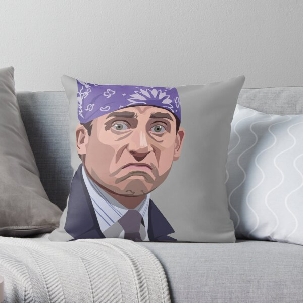 prison mike pillows cushions redbubble