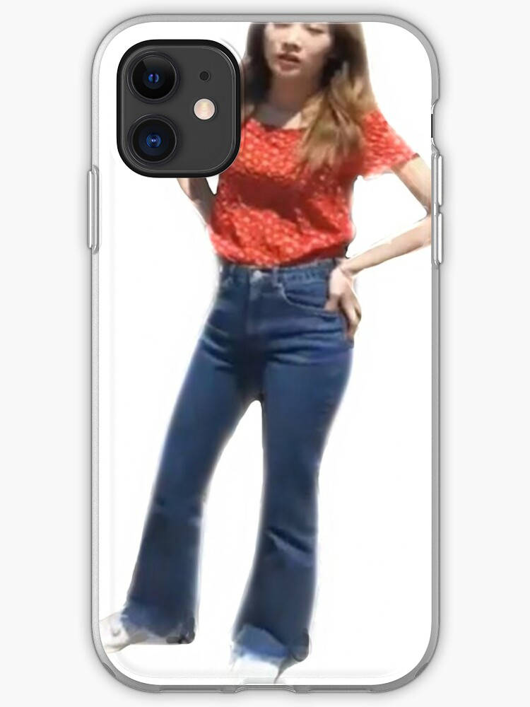Kim Lip Tired Mom Meme Iphone Case Cover By Emdogghues Redbubble