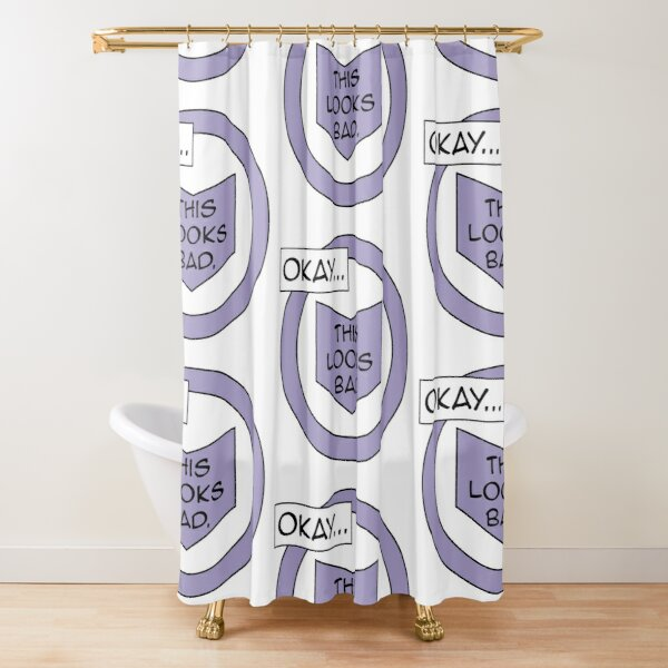 marvel shower curtains redbubble