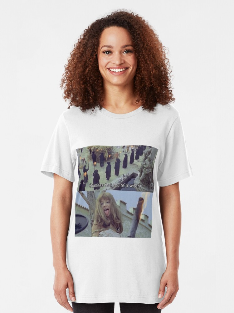 Salem Witch Meme T Shirt By Crumpetstrumpet Redbubble